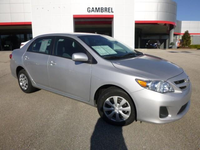 2011 Toyota Corolla LE:T14188