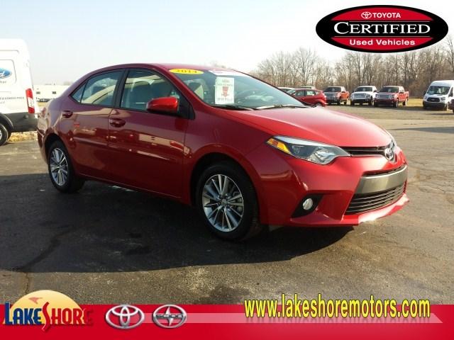 2014 Toyota Corolla LE:TR253