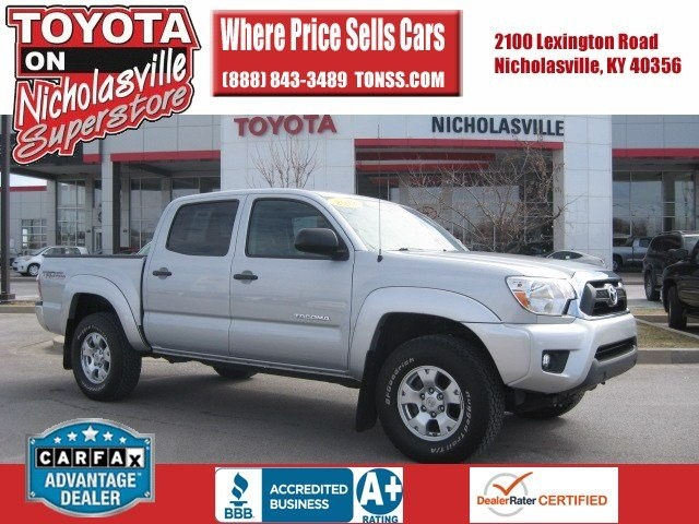 for sale used 2012 Toyota Tacoma Nicholasville KY