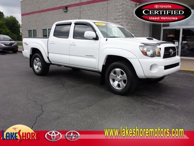 2011 Toyota Tacoma STD:T5392B