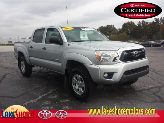 2013 Toyota Tacoma STD:T5638A