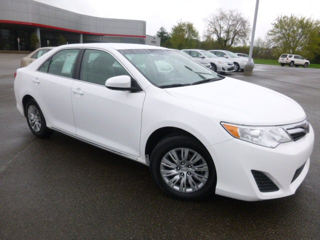 2014 Toyota Camry LE:T14399