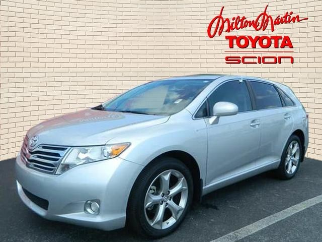 Certified 2009 Toyota Venza : 9509