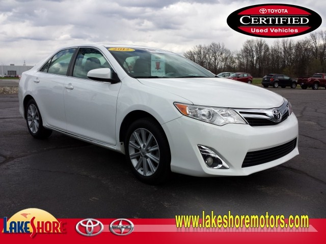 2012 Toyota Camry XLE:T5774A