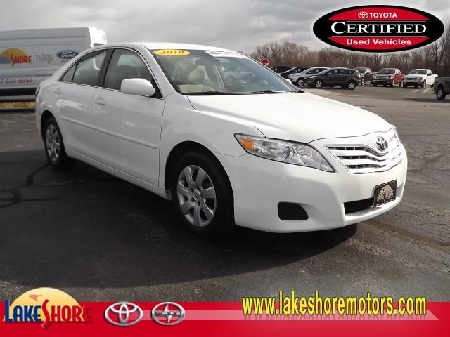 2010 Toyota Camry LE:T5544A