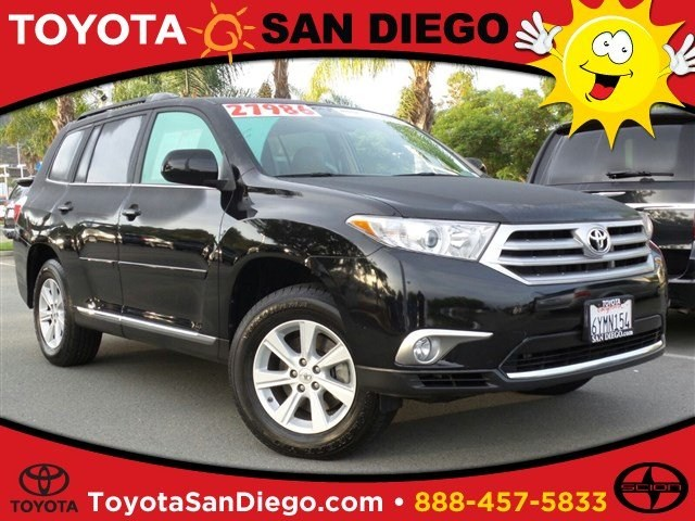 Toyota Of San Diego >> 2014 Toyota Highlander For Sale in San Diego, CA - CarGurus