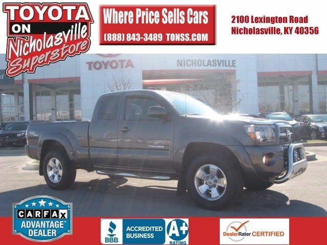 for sale used 2011 Toyota Tacoma Nicholasville KY