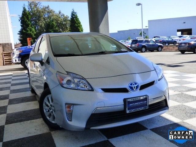 2012 Toyota Prius Plug-in