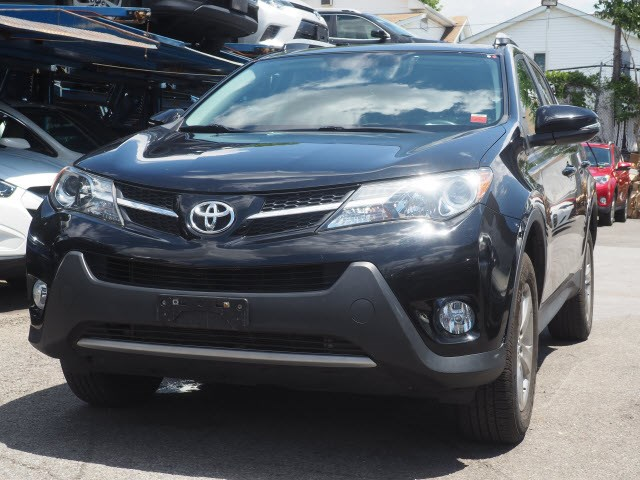 Certified Pre-Owned 2015 Toyota RAV4 SP