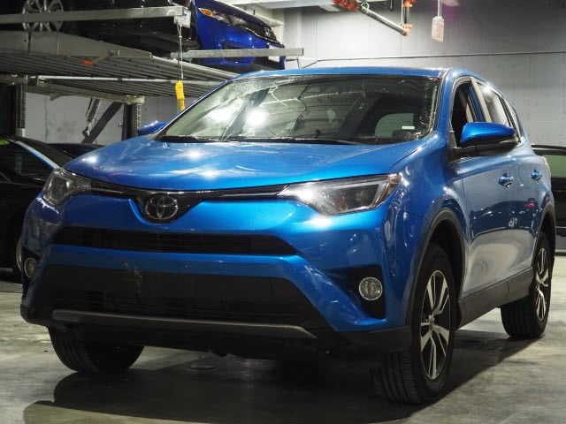Certified Pre-Owned 2018 Toyota RAV4 SP