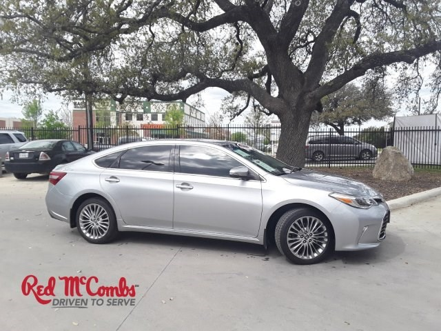 Certified Pre-Owned 2018 Toyota Avalon LTD FWD 4dr Car