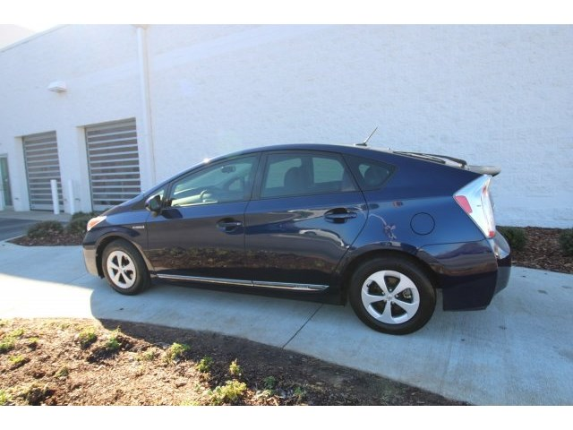 Certified Pre-Owned 2013 Toyota Prius Three